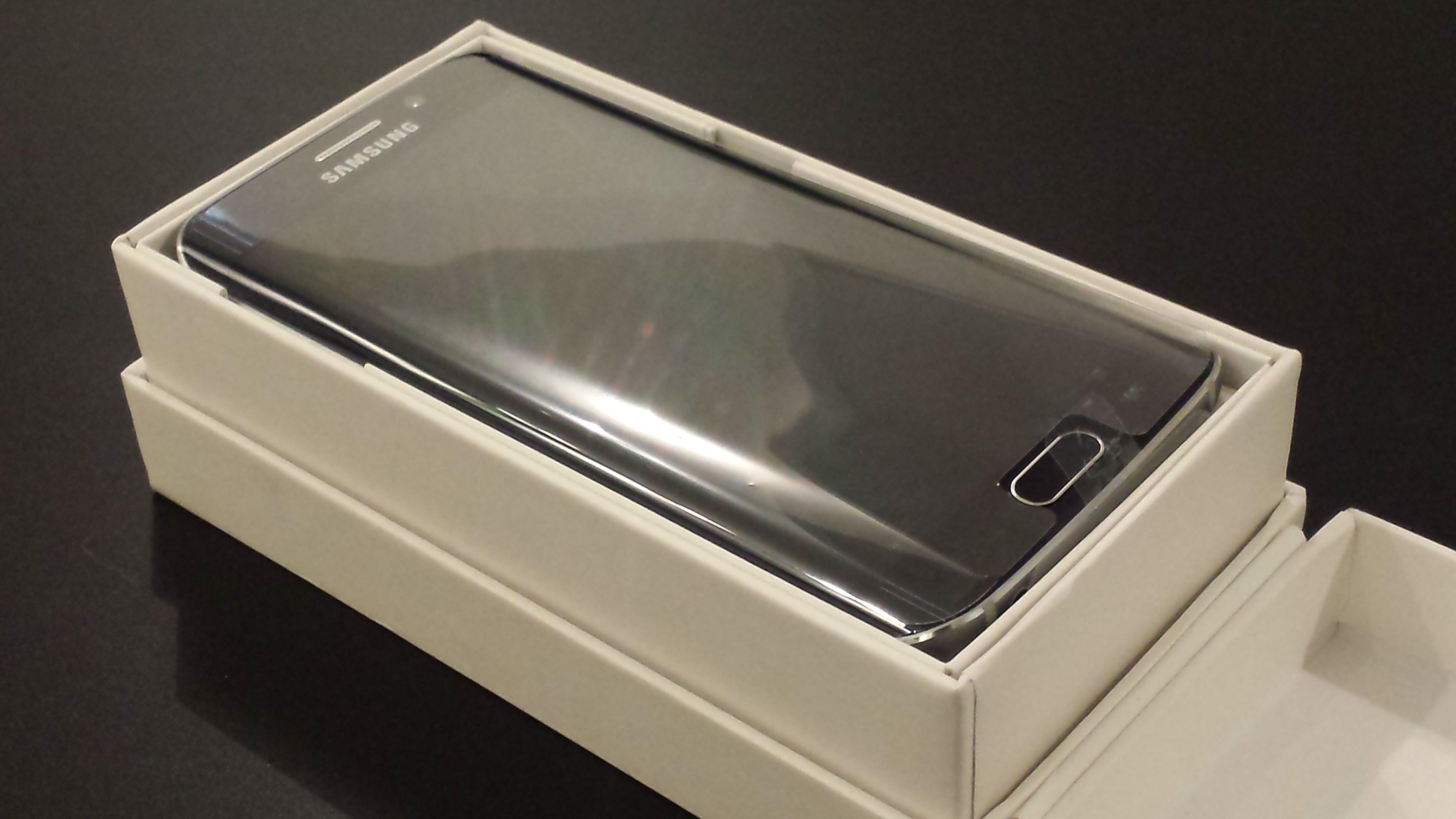 Test Du Samsung Galaxy S6 Edge Infonovice Fr