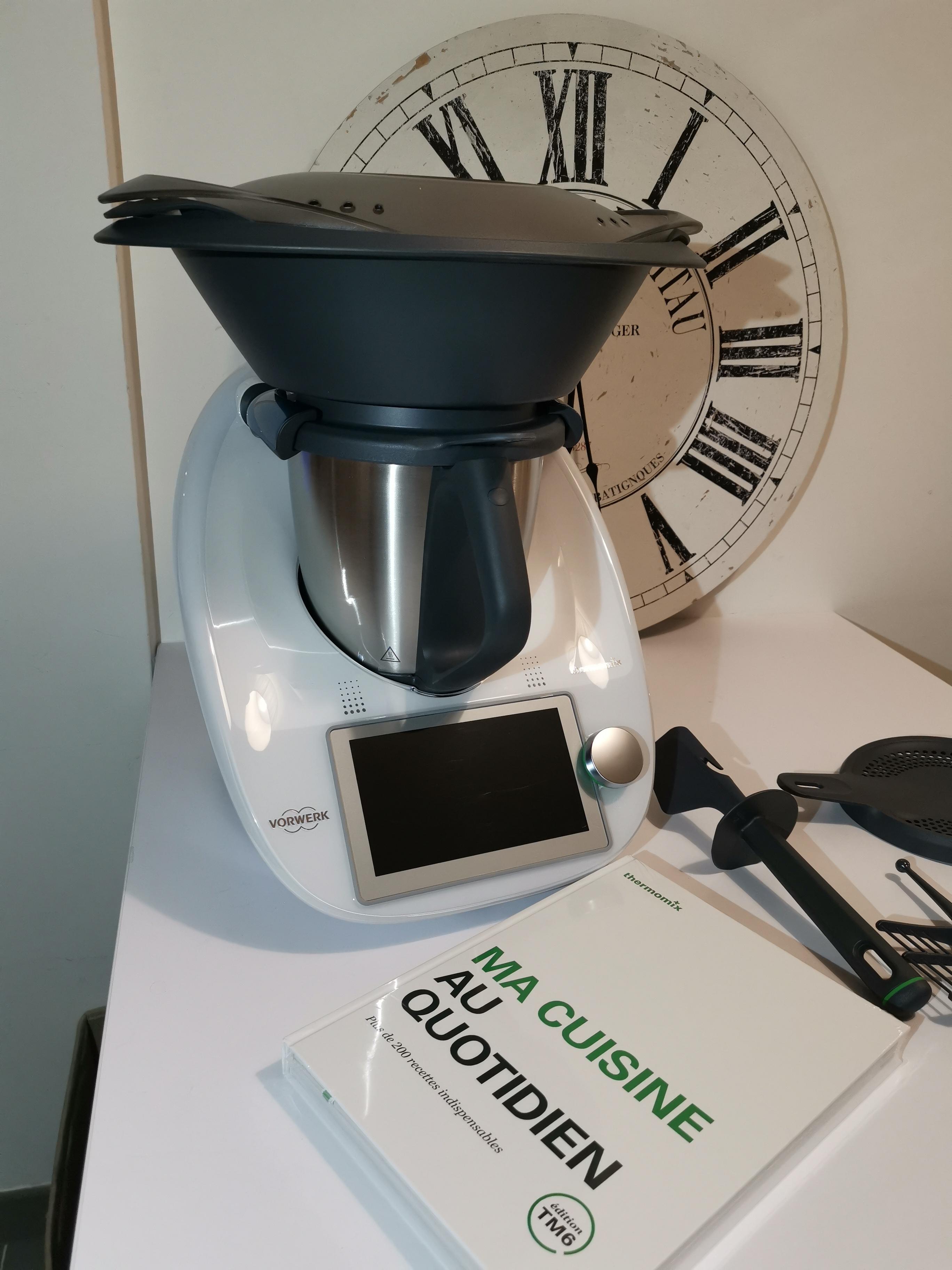 Thermomix Cuisiner Pour 6 Et Plus thermomix tm6 - unboxing | infonovice.fr